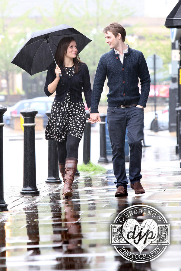 How to take photos in the rain, harrogate