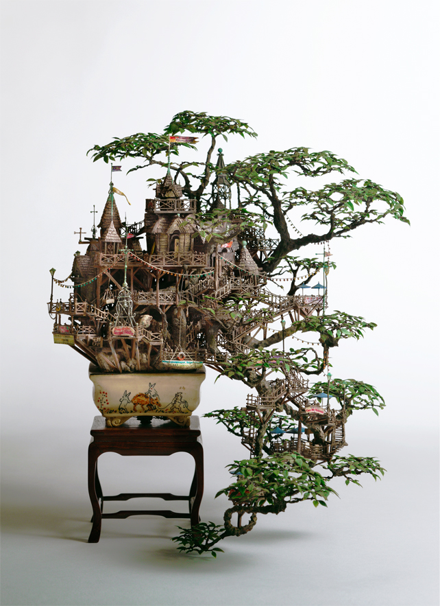 Takanoki Aiba: When Nature Models Art